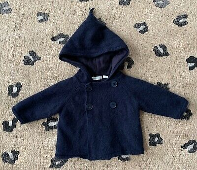 Country Road Baby Jacket Size 3-6 Months EUC