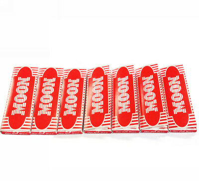 Moon Cigarette Tobacco Rolling Papers 70*36mm 7 Booklets=350 leaves smoking