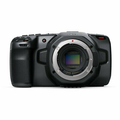 Blackmagic Pocket Cinema Camera 4K New and Original Package Instant Available