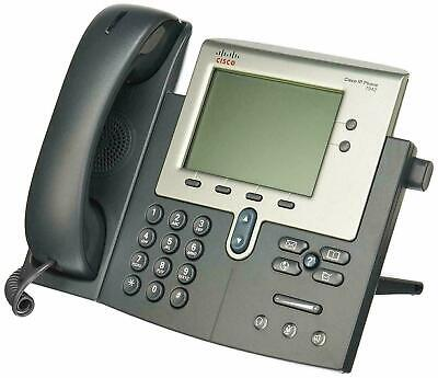 Cisco 7942 7941 7940 Unified IP Phone VoIP Telephone CCNA CCNP CCIE Voice
