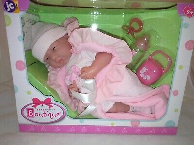 BERENGUER Boutique Baby Doll BNIB Realistic New Born Premmie New in Box