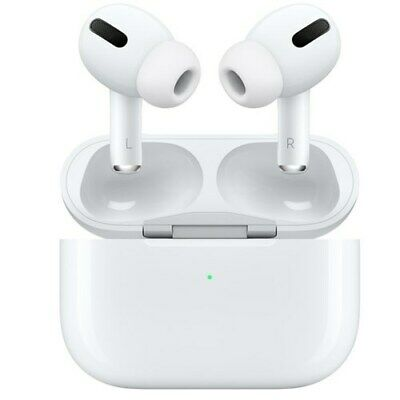 Apple AirPods Pro White with Wireless Charging Case