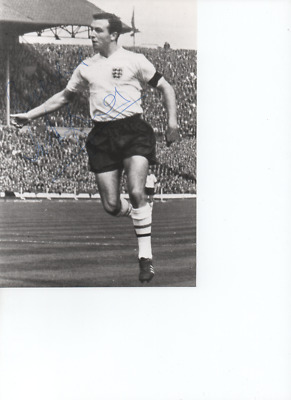 Leeds Utd Manager Jimmy Armfield - Blackpool,England Signed 8X6 Photo - 2018