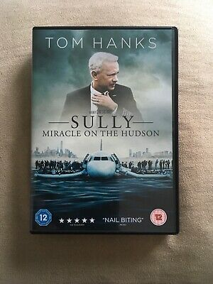 Sully Miracle On The Hudson DVD