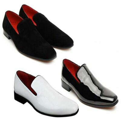 Rossellini Justin Mens Shoes Slip On Loafers Casual Wear