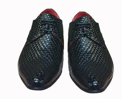 Mens Stylist Black Shoes, for Office Party Outgoing