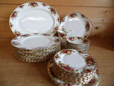 Royal Albert Old Country Roses Tableware 1st Quality - Please Choose from menu