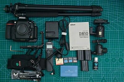 Nikon D810, Lots Of Accessories, Lens Kits Available