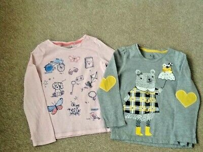 Girls baby Gap Top Age 4 years and a Next top age 4-5 long sleeve