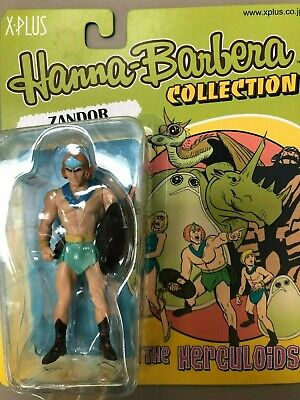 Hanna Barbera Collection The Herculoids Zandor Action Figure