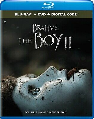 Brahms: The Boy II (Blu-ray)(Region A)