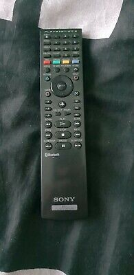 Sony Playstation 3 Official Remote Control Bluetooth - Blu Ray DVD