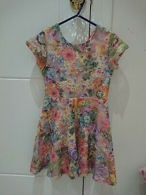 Young Dimension Girls dress  Age 4-5yrs