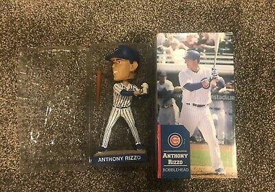Chicago Cubs 2013 Wrigley Field Exclusive Anthony Rizzo Bobblehead