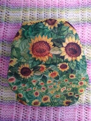 Best Bottom One Size Cloth Diaper Cover Sunflower Fields