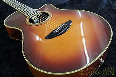 YAMAHA APX-10S Acoustic Electric Guitar With Soft Case Used Japan Free Shipping