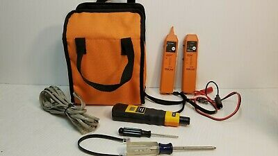 Paladin Tools PA1573 - Tone & Probe Plus Cable Check Kit