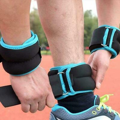 Running Boxing Straps Sporteq Pair Ankle / Wrist Weights Leg hot Strap F R1L7