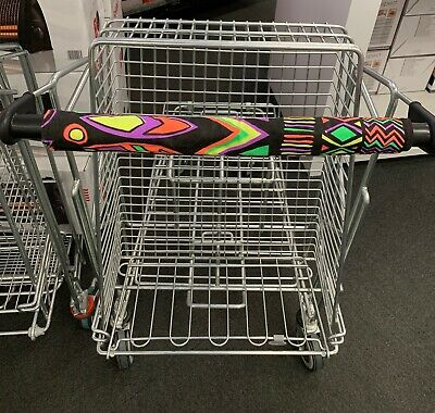 Washable  Shopping Cart Handle Trolley Cover