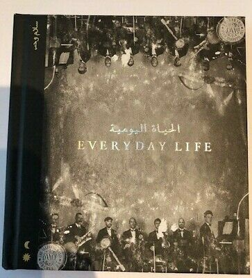 Coldplay - Everyday Life Latest CD Album Like New