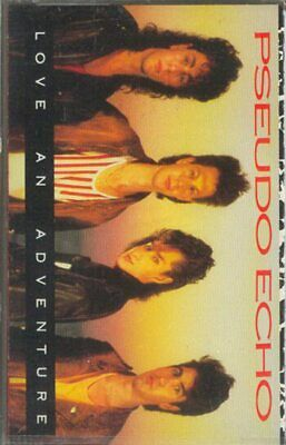 Pseudo Echo: Love an Adventure Cassette Tape