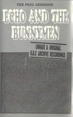 Echo and the Bunnymen: The Peel Sessions Cassette Tape
