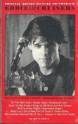 Eddie and the Cruisers -Soundtrack Cassette Tape