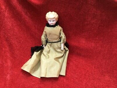 """Antique Low Brow Doll .. 12"""""""