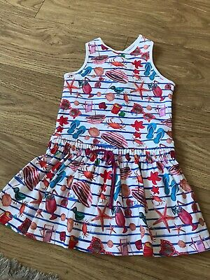 Girls Rosaluta Dress Summer Age 5 Brand New With Tags