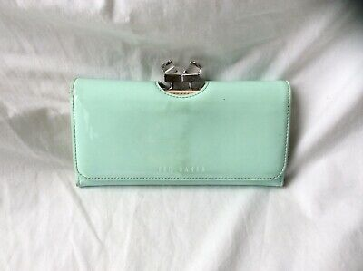 Ted Baker London Light Turquoise Wallet/Purse
