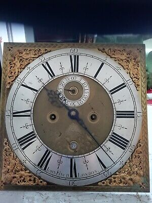 Longcase Clock Movement