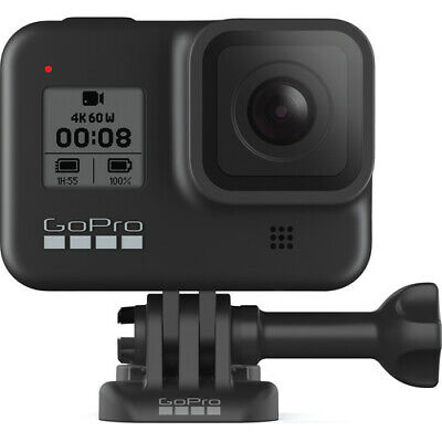 Brand New GoPro HERO 8 Action Camera - Black