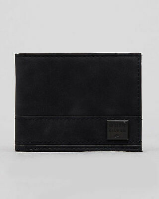 City Beach Quiksilver New Stitchy Wallet