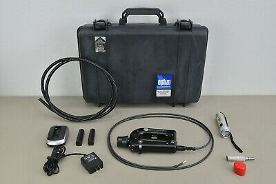 Optim Freedomview FV680 LED Fiberscope w/ Case & Accessories (22151 E24)