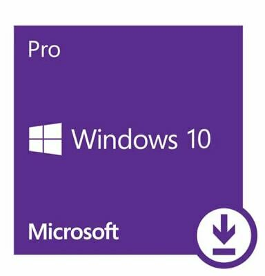 Windows 10 pro 32/64 Bit Genuine License Key Product Code Instant Delivery