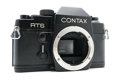 <Excellent> CONTAX SLR RTS Body Only 35mm Film camera from Japan #479