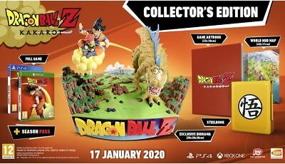 DRAGON BALL Z KAKAROT XBOX ONE COLLECTORS EDITION by REALTALKGAMESTATION
