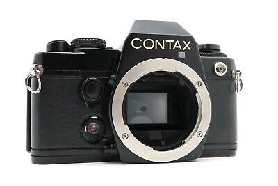 <Excellent> CONTAX SLR 139 QUARTZ 35mm Body Only Film camera from Japan #485