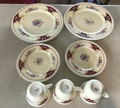 Vintage Portland Part China Set