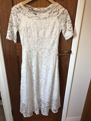 bridal dress size 8