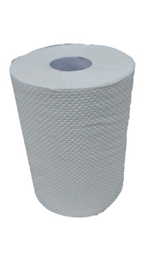 Hand Roll Pape Towel Perforated, Kitchen Roll Towel 2ply 60M,16 rolls ctn Bulk