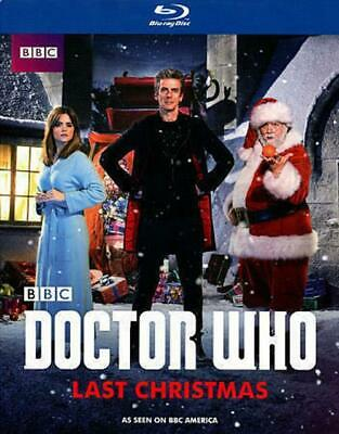 Doctor Who: Last Christmas (Blu-ray Disc, 2015) BRAND NEW SEALED