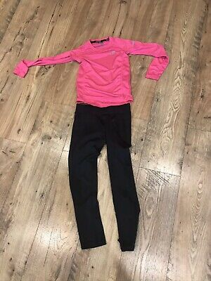 Next Girls Running Bottoms & Karrimor Sports Top Age 9-10