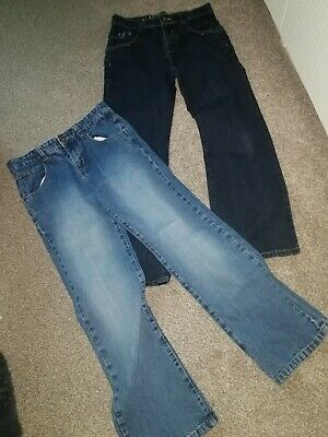 Bundle of Next age 14 yrs boy's denim jeans, vgc