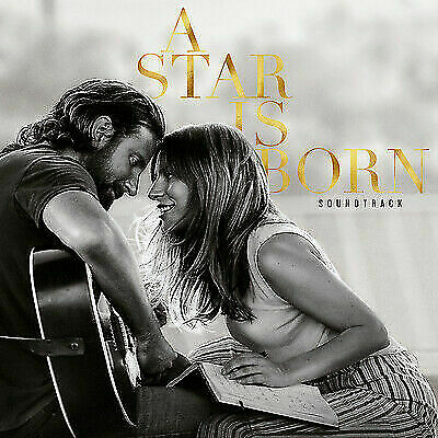 A STAR IS BORN (OST) Motion Picture Soundtrack (CD 2018) NEW & SEALED