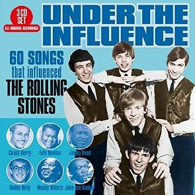 Under The Influence: 60 Songs That Influenced The (CD Used Very Good)