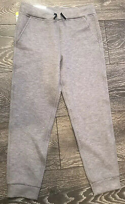 32 Degrees Cool Kid Childrens Bottoms Casual Joggers Age 7-8 Years Grey Cottons