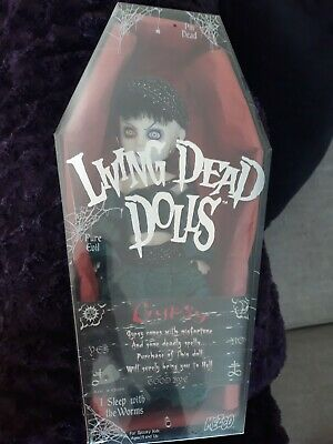 Living Dead Dolls Series 15 GYPSY, Perfect Collectors Condition