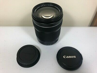 Canon EF-S 18-135mm f/3.5-5.6 IS STM Zoom Lens