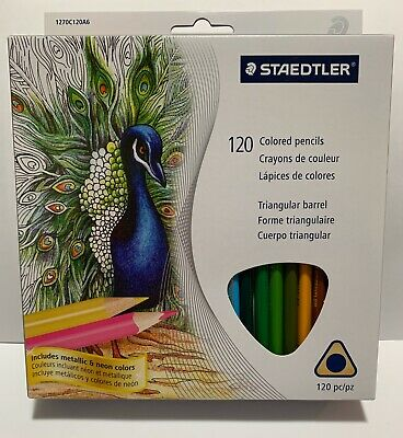 Staedtler 120 Colored Pencils 1270C120A6
